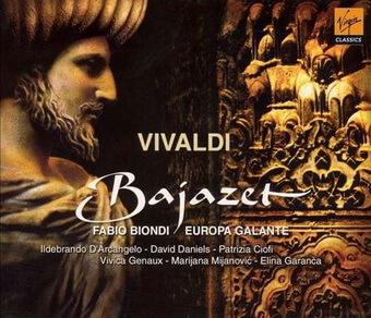 Vivaldi Bajazet Europa Galante