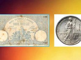 leul moneda romaneasca istoric istorioare pusa roth