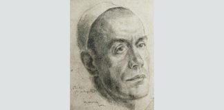 """Ion Irimescu, """"Studiu de autoportret"""""""