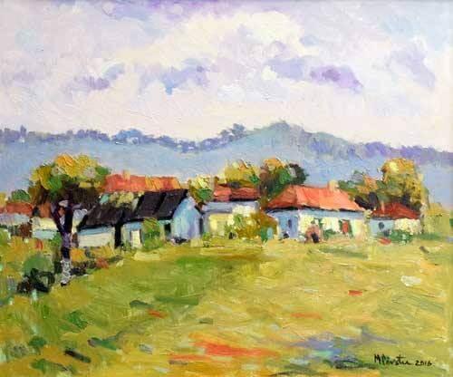 "Mihai-Marin Cârstea, ""Casa"""