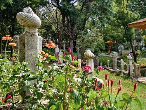 Povestea prinţesei Ismahan, nepoata sultanei Hurrem, Mangalia şi cimitirul cu turbane