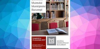 biblioteca muzeului municipiului bucuresti