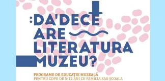 da de ce are literatura muzeu