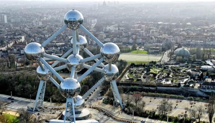 Bruxelles Atomium