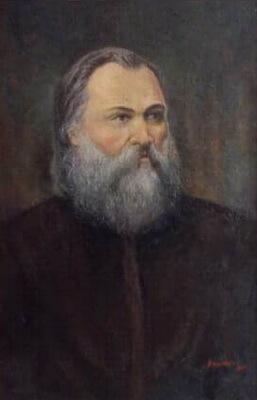 Daniela Șontică Ana Candrea Constantin, Portretul lui Iraclie Porumbescu