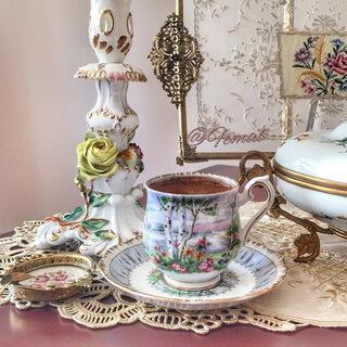 Cafea turceasca vintage style