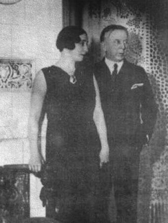 Veturia și Octavian Goga