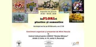 expozitie infloriri plastice