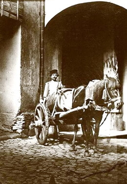 Carol Pop de Szathmari, Sacagiu, fotografie,1860–1870