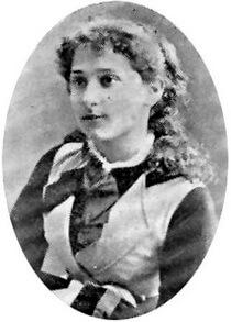 Sabina Cantacuzino, 1882