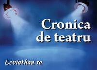 cronica de teatru logo leviathan