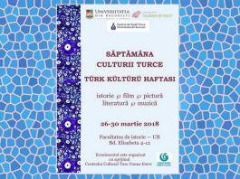 saptamana culturii turce bucuresti