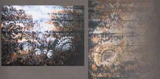 Carmen Crăciun Bazilescu pictura pe material textil (1)