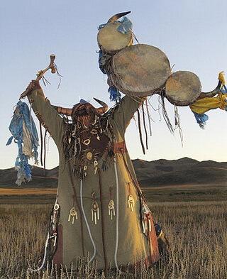 Șaman mongol