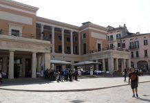 Ani Bradea Café Pedrocchi (intrarea principală), Padova