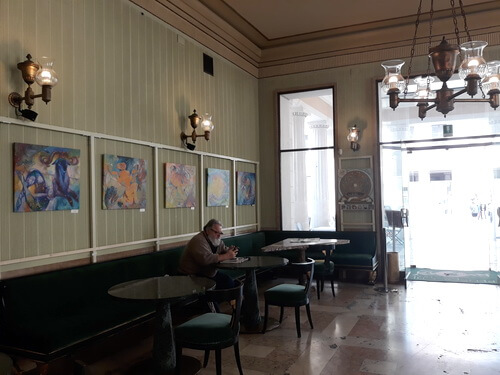 Café Pedrocchi, sala donată comunității