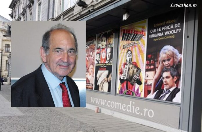 Dinu Grigorescu aniversare teatrul de comedie leviathan.ro