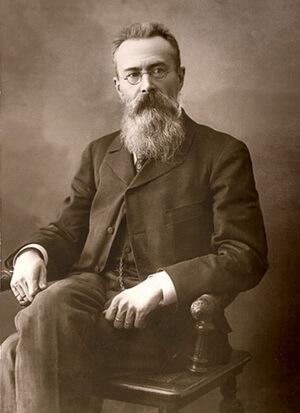 Nikolai Andreievici Rimski-Korsakov