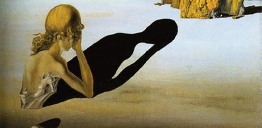 """Salvador Dalí, """"Uitare"""" Dori Lederer proza"""