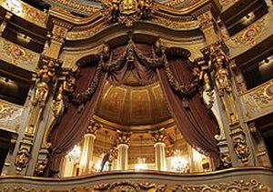 Teatro Nacional de São Carlos, loja regală