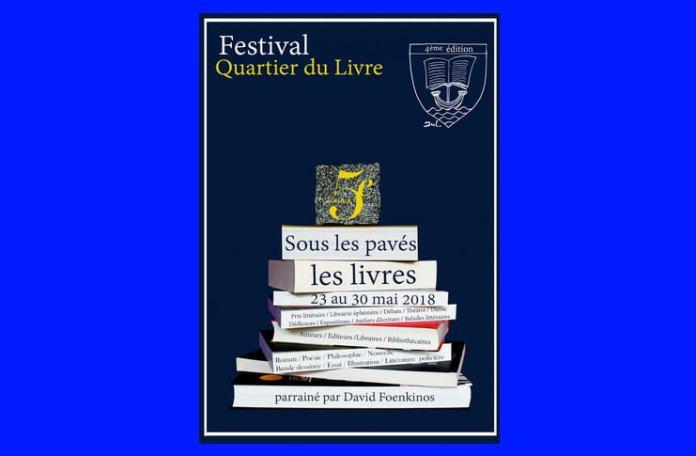 festival quartier du livre paris