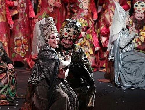 tarul saltan operă