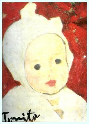 "Nicolae Tonitza, ""Portret de copil"""