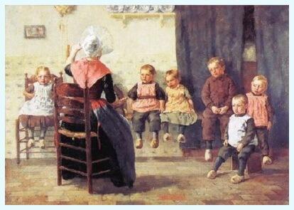 """Walter MacEwen, """"Poveste pentru copii"""""""
