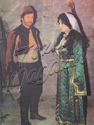"""""""Aliș și Zeynep"""", scenă din film"""