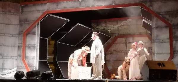 """Cei doi Kuni Lemel"", Teatrul Yiddishpiel din Tel Aviv"