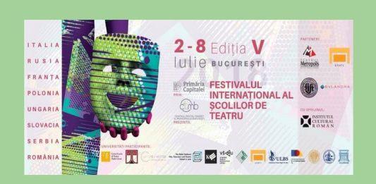 festivalul international al scolilor de teatru