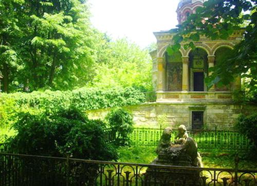 Capela Ghica, Ghergani