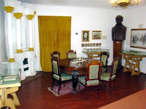 """Casa memorială """"Vasile Alecsandri"""", Mircești"""