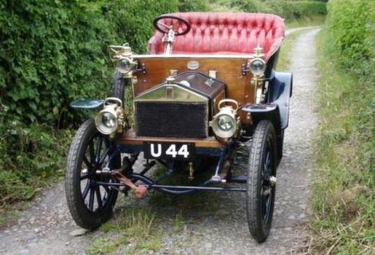Cel mai vechi Rolls-Royce din lume, construit în 1904