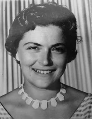 Cleo Stieber. Sursa foto: Discogs