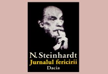 Daniela Șontică Jurnalul fericirii Steinhardt memor leviathan.ro