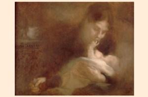 "Florentina Loredana Dalian Eugène Carrière (1849 - 1906), ""Maternité"", © Photo RMN-Grand Palais – B. Hatala G. Blot"