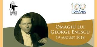 George Enescu 19 august 2018
