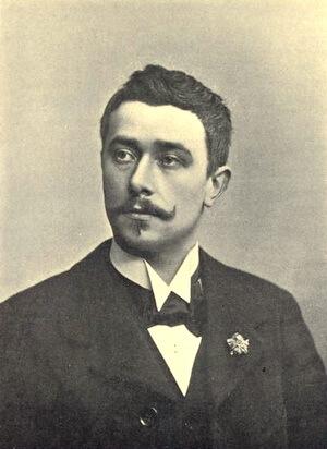 Maurice Maeterlinck, înainte de 1905