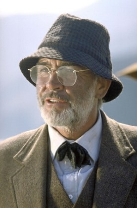 "Sean Connery în filmul ""Indiana Jones"" (1989)"