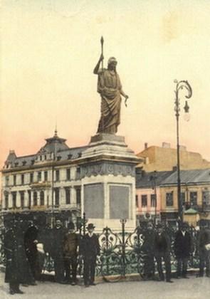 Statuia Libertății din Ploiești