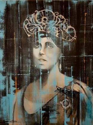 """Alte lucrări de George Sandu Costea: """"Regina"""""""