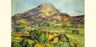 """Dori Lederer Paul Cézanne, """"Muntele Saint-Victoire"""""""
