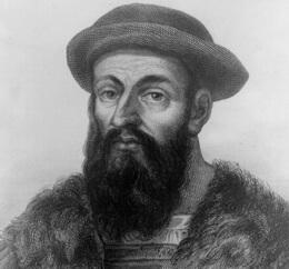 Fernando Magellan (în portugheză Fernão de Magalhães)