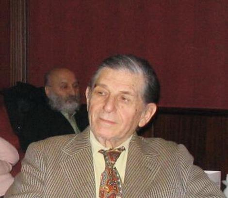 Ion Vova la o audiție la Hotel Ramada Majestic din București