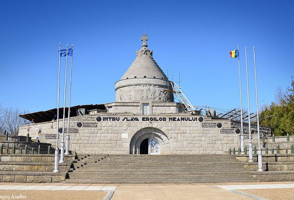 Mausoleul Eroilor de la Mărășești