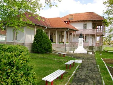 """Muzeul memorial """"Alexandru Vlahuță"""", Dragosloveni, Vrancea"""