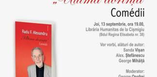 Radu F Alexandru - Comedii Ultima Dorinta