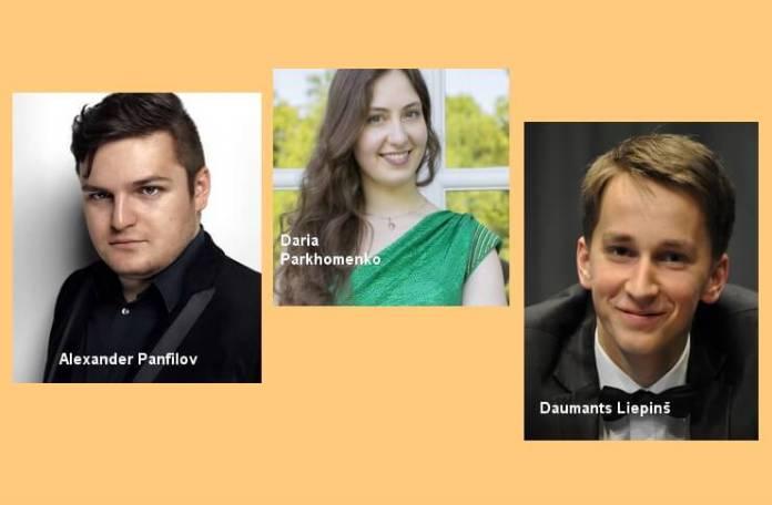 concursul enescu 2018 finalisti pian