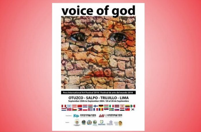 voice of god peru